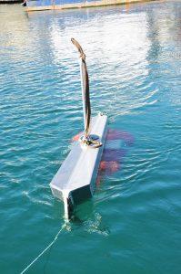 P66 a l eau